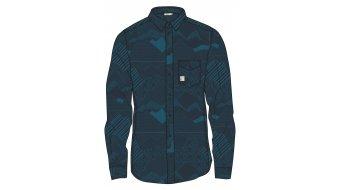 Maloja BurtelM. Fashion camicia manica lunga da uomo- camicia mis. M mountain lake- Sample