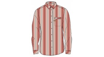 Maloja DunoM. Fashion shirt long sleeve men- shirt size M maple leaf- Sample