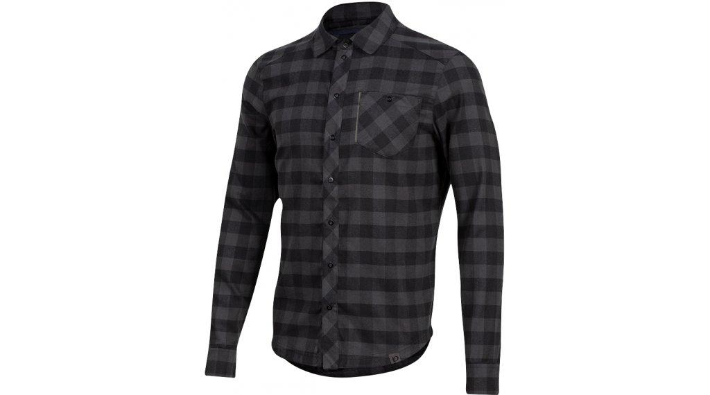 Pearil Izumi Rove Freizeithemd lang Herren Gr. S black/phantom plaid