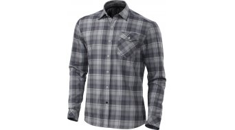 Specialized Utility Flannel Hemd langarm Herren true grey