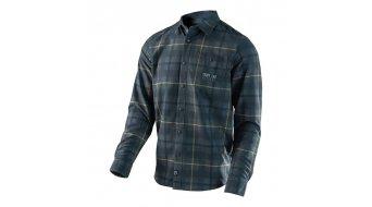 Troy Lee Designs Grind Flannel camicia manica lunga uomini . plaid mod. 2017