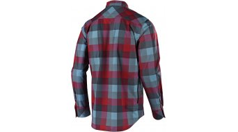 Troy Lee Designs Grind Flannel Freizeithemd langarm Herren Gr. SM high risk red