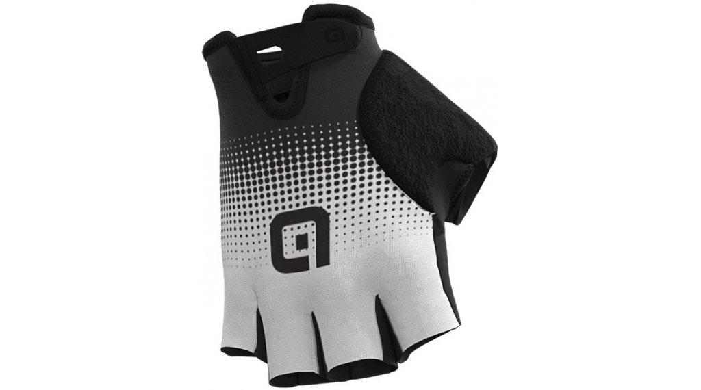 Alé Dots Handschuhe kurz Gr. S black/white