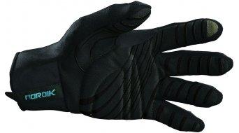 Alé Nordik guanti dita-lunghe mis. XL nero
