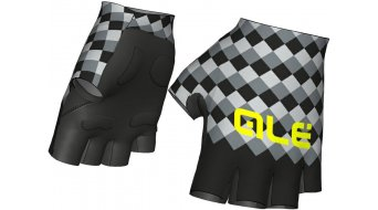 Alé Rumbles Fantasy guanti dita-corte estate handschuhe . black/grey