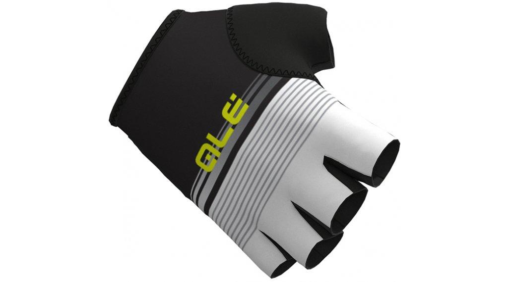 Alé Classiche del Nord Handschuhe kurz Gr. S black/white