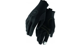 Assos Spring Fall Handschuhe lang blackSeries