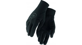 Assos Winter Handschuhe lang blackSeries