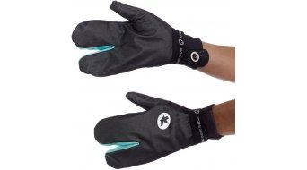 Assos shellGloves S7 Handschuhe lang blackVolkanga