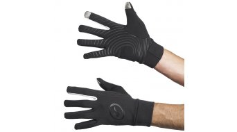 Assos tiburuGlove evo7 Handschuhe lang blackVolkanga