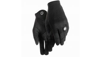 Assos Trail FF Handschuhe lang blackSeries