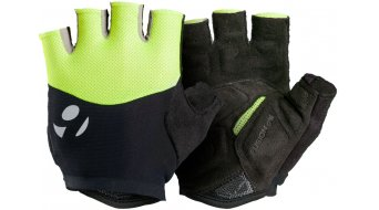 Bontrager Halo Gel Handschuhe kurz (US) visibility yellow