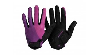 Bontrager Evoke Women gloves long ladies- gloves (US) purple lotus