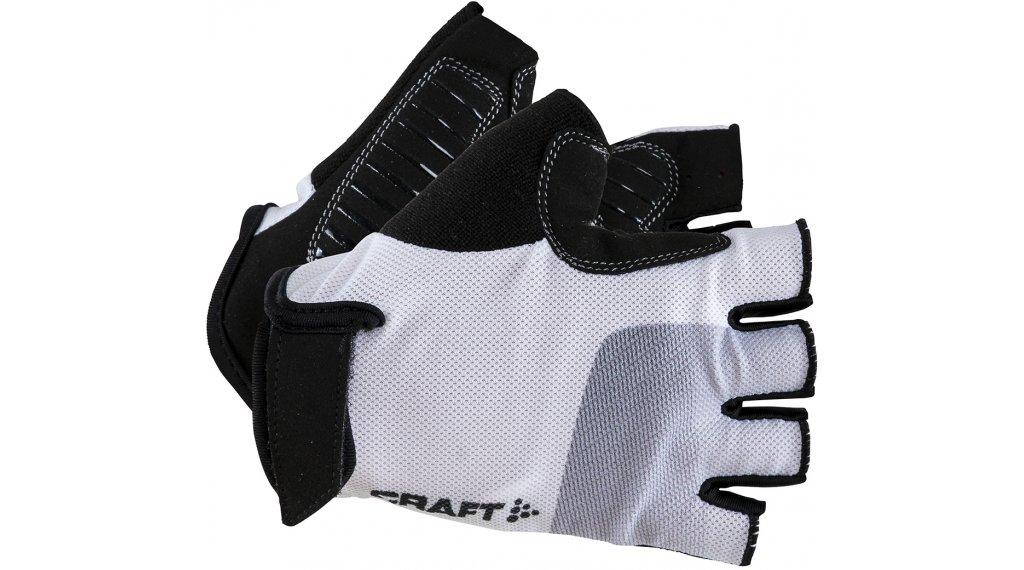 Craft Go Handschuhe kurz Gr. 10 (L) white/black