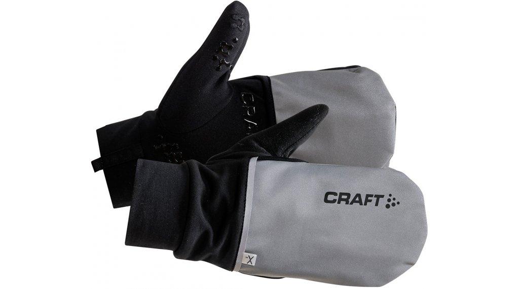 Craft Hybrid Weather 手套 长 型号 L (10) silver/black