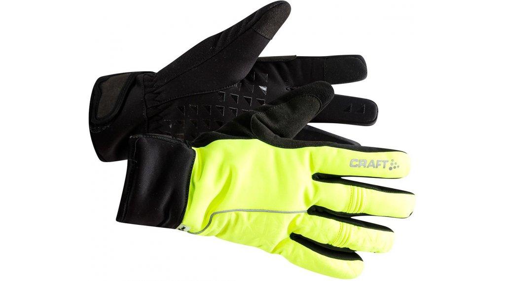 Craft Siberian 2.0 Handschuhe lang Gr. 11 (XL) flumino/black