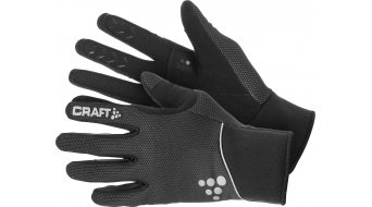 Craft cyclotourisme gants long taille Black
