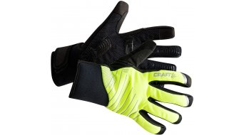 Craft Shield 2.0 gloves long flumino/black