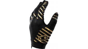 CrankBrothers X 100% iTrack MTB-guantes largo(-a) Ltd. Edition tamaño XXL negro/dorado