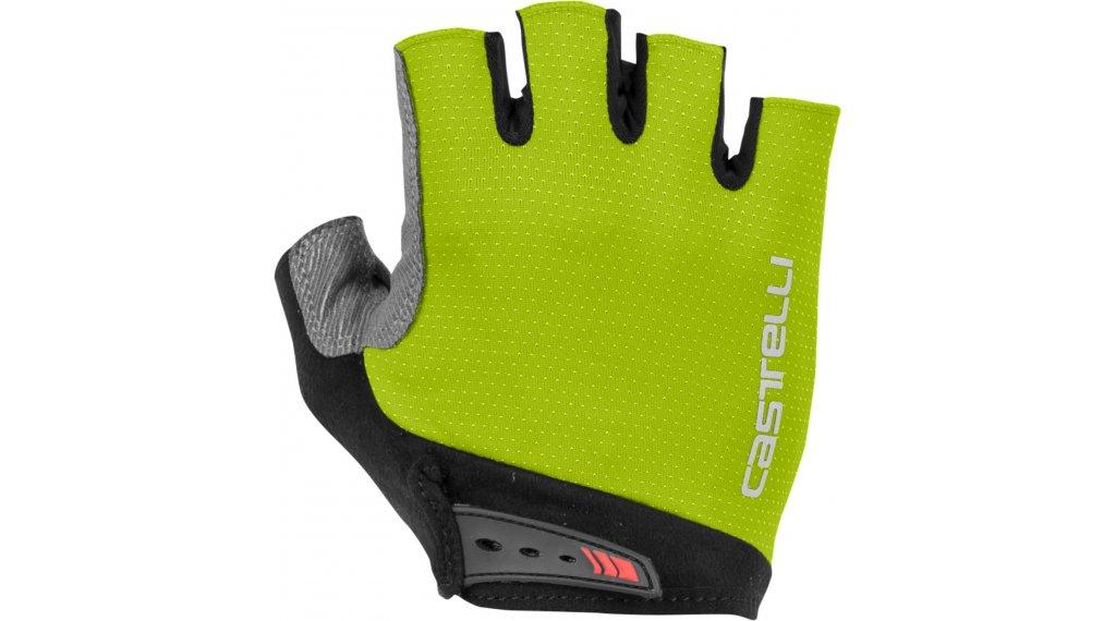Castelli Entrata Handschuhe kurz Gr. XL chartreuse