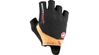 Castelli Rosso Corsa Pro V guantes corto(-a) Caballeros