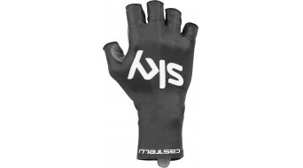 Castelli Team Sky Aero Race gloves short black