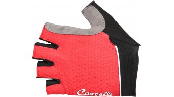 Castelli Roubaix W Gel Handschuhe kurz Damen Gr. S red