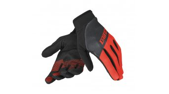 Dainese Guanto Rock Solid-C Handschuhe lang Gr. XXS black/red/black