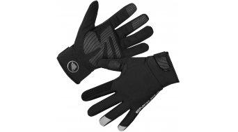 Endura Strike handschoenen lang maat.#*en*#S#*en*#zwart