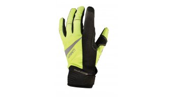 Endura Luminite gloves long men yellow