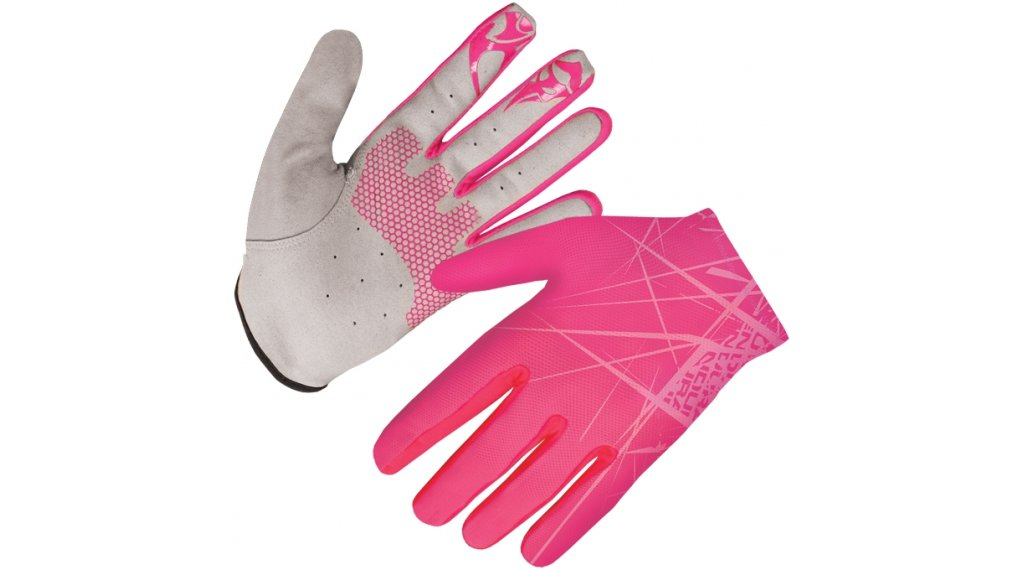 Endura Hummvee Handschuhe lang Kinder-Handschuhe MTB Gr. L pink