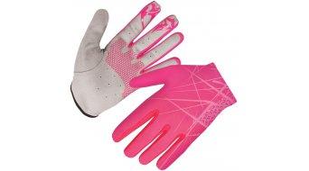Endura Hummvee dětské rukavice MTB velikost L pink