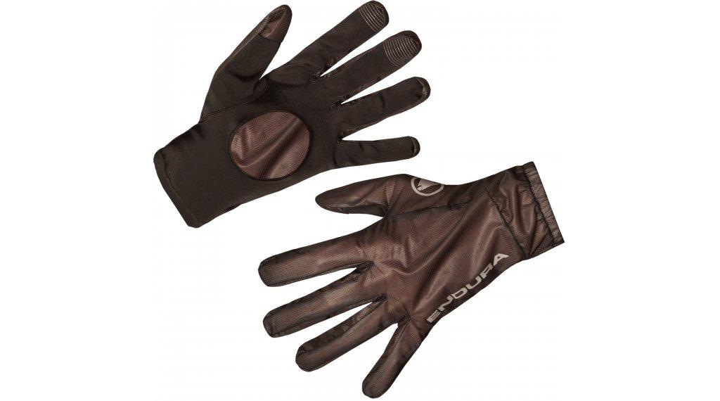 Endura Adrenaline Shell Handschuhe lang Herren Gr. XS black