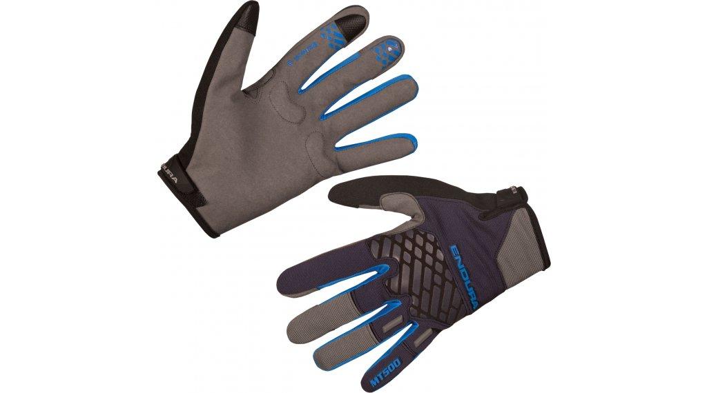 Endura MT500 II MTB-Handschuhe lang Gr. XS marineblau
