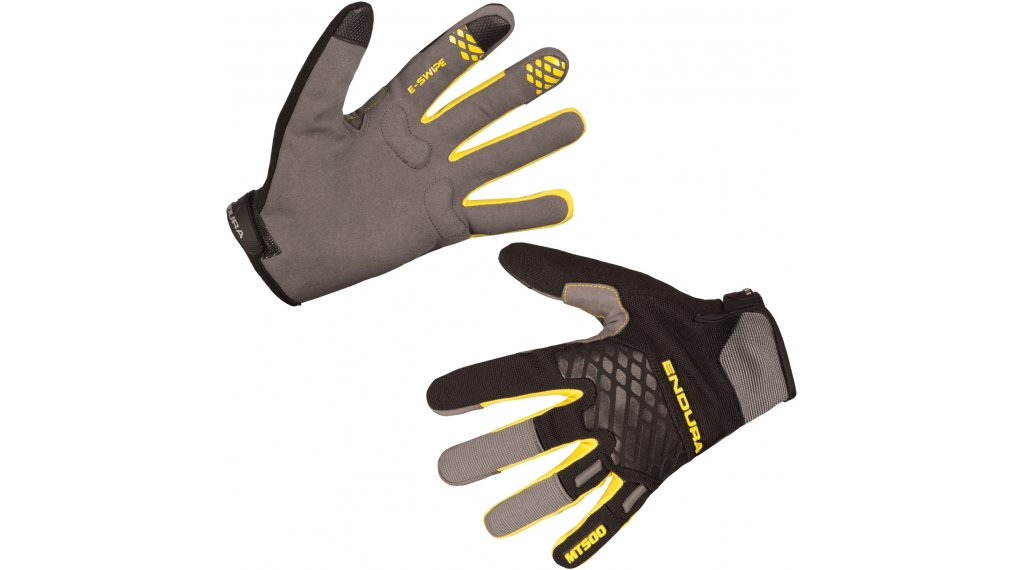 Endura MT500 II MTB-Handschuhe lang Gr. XS schwarz