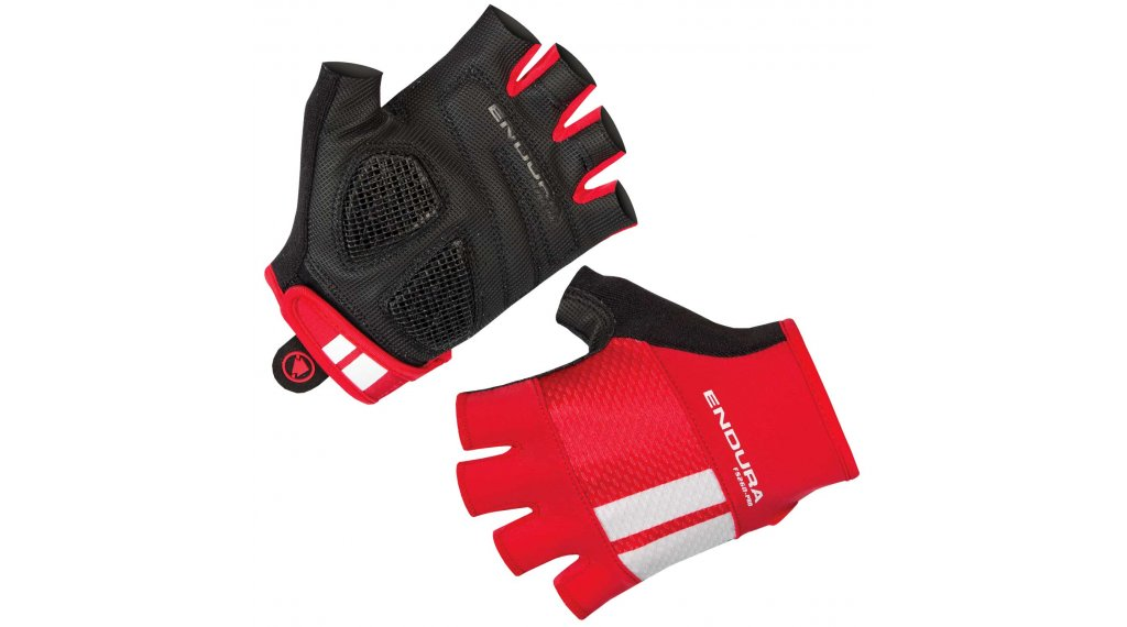 Endura FS260-Pro Aerogel Handschuhe kurz Gr. XS red