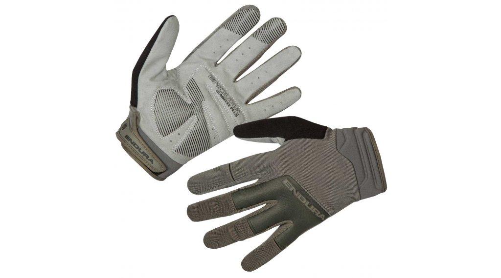 Endura Hummvee Plus II MTB-Handschuhe lang Herren Gr. XS khaki