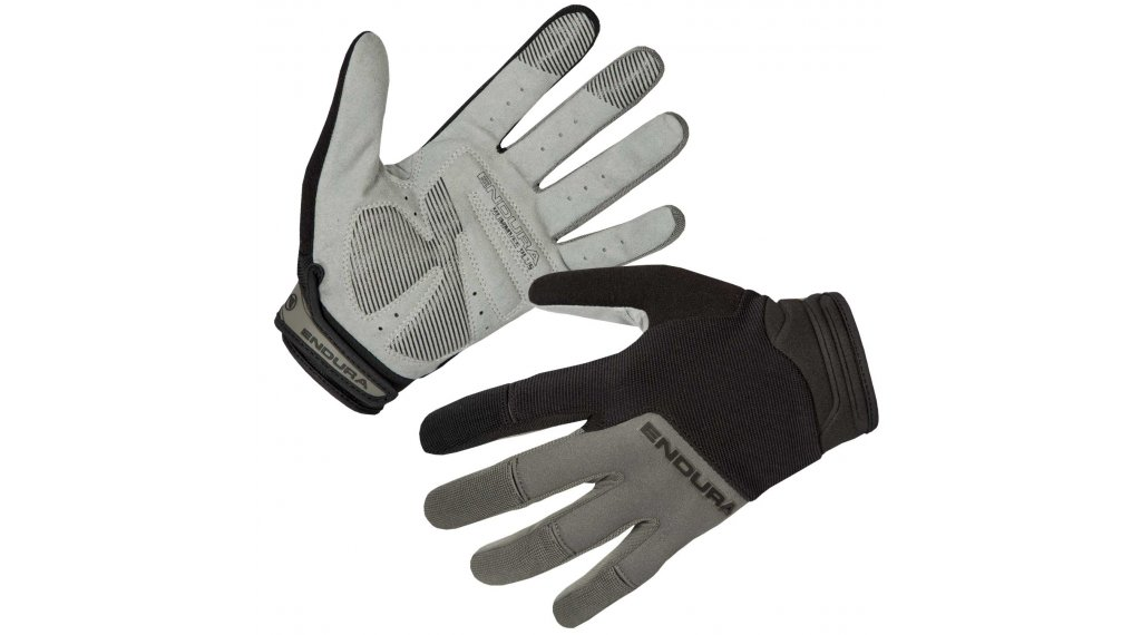 Endura Hummvee Plus II MTB-Handschuhe lang Herren Gr. XS schwarz