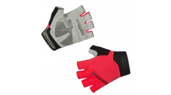 Endura Hummvee Plus Handschuhe kurz Kinder red
