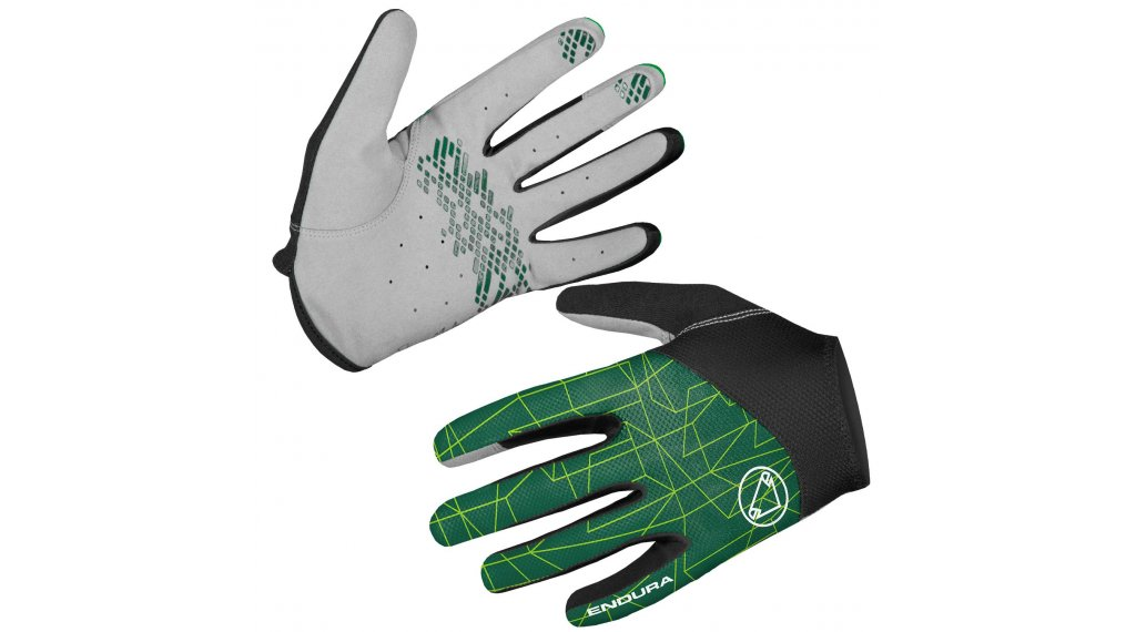 Endura Hummvee Lite II MTB Handschuhe lang Gr. S waldgrün