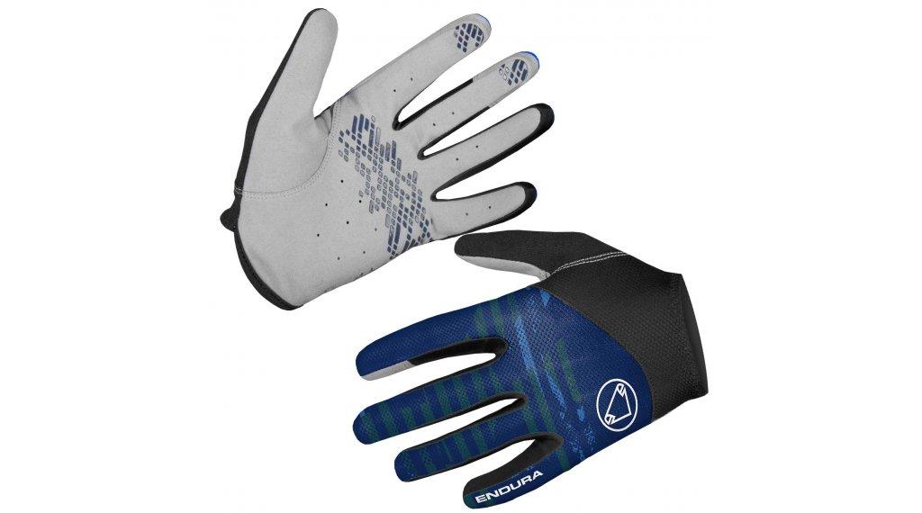 Endura Hummvee Lite II MTB Handschuhe lang Gr. S marineblau