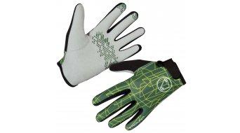 Endura Kids Hummvee II MTB Handschuhe lang Kinder Gr. S waldgrün