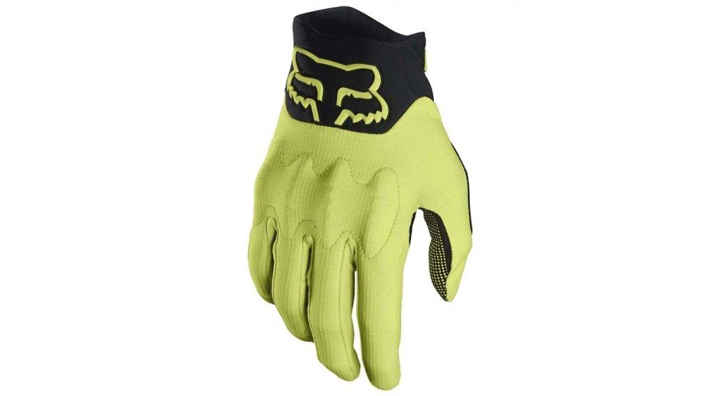 Fox Defend D3O® MTB-Handschuhe lang Herren Gr. M yellow