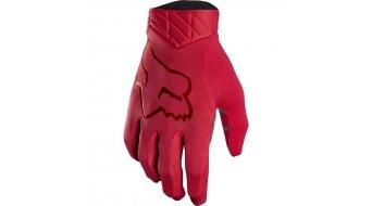 Fox Flexair 2020 MTB-Handschuhe lang Herren red