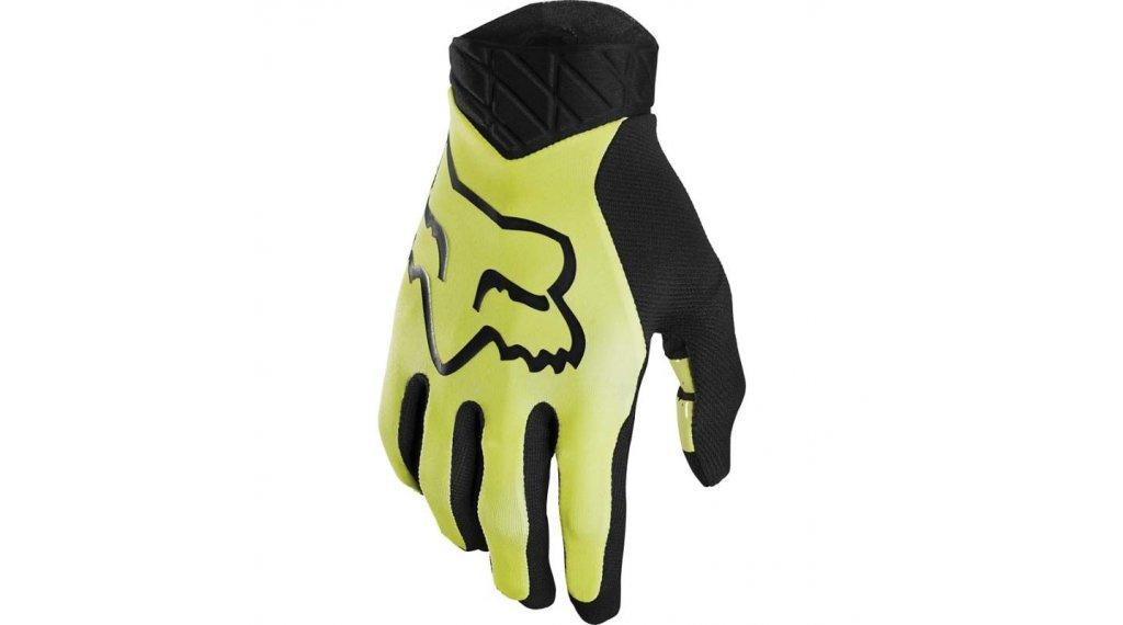 FOX Flexair Мъжки ръкавици с пръсти за МТБ, размер S yellow