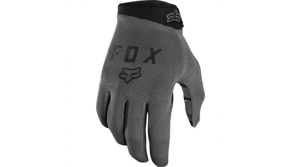 Fox Ranger MTB-Handschuhe lang Herren Gr. M grey
