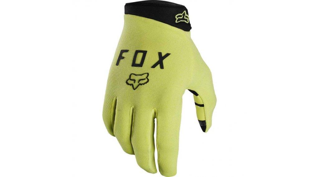 Fox Ranger MTB-Handschuhe lang Herren Gr. XL yellow