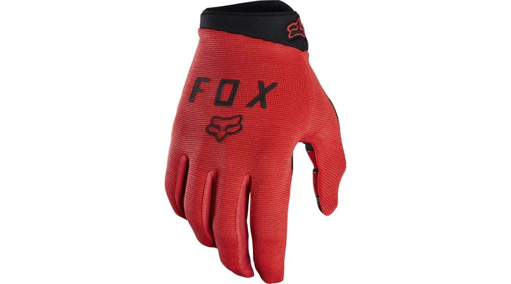 Fox Ranger MTB-Handschuhe lang Herren Gr. XXL red