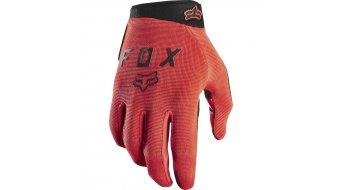 Fox Ranger Gel Handschuhe lang Herren Gr. S orange crash