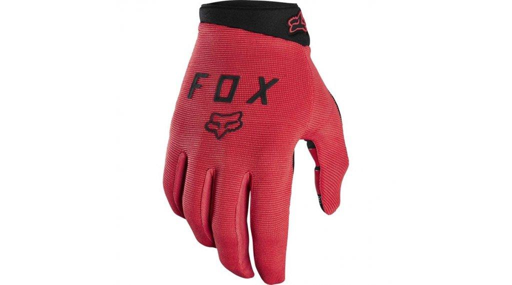 Fox Ranger Gel MTB-Handschuhe lang Herren Gr. S red
